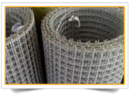 Crimped Wire Mesh - MicroWiremesh