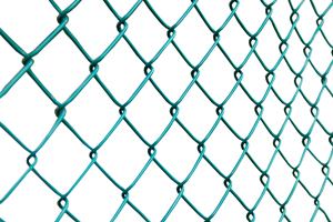 PVC Coated GI Chain Link Mesh