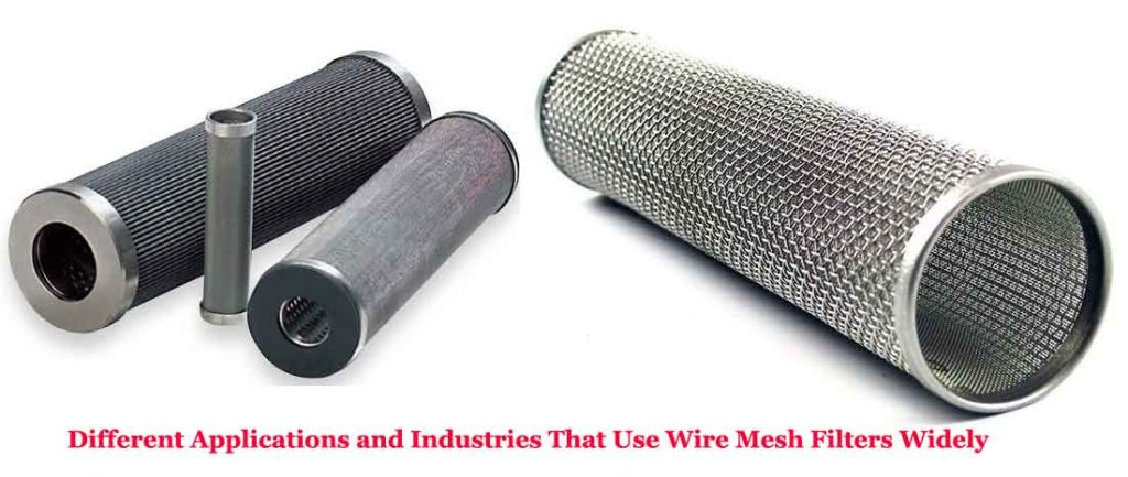 Wiremesh filters price