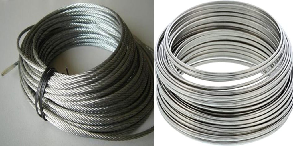 Common Applications of Stainless Steel Wire