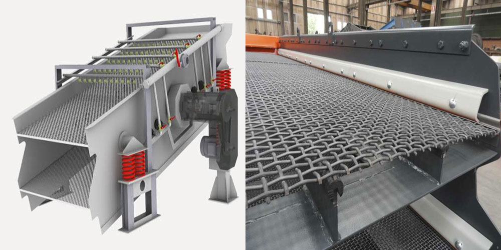 Types of Vibrating Screen