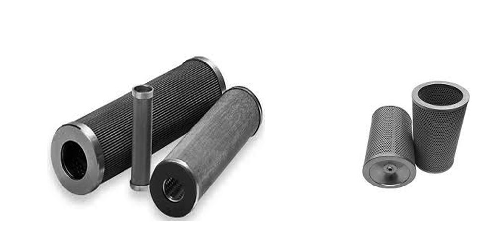Wire Mesh Filter Workings