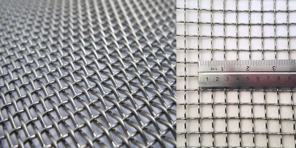 stainless-steel wire mesh