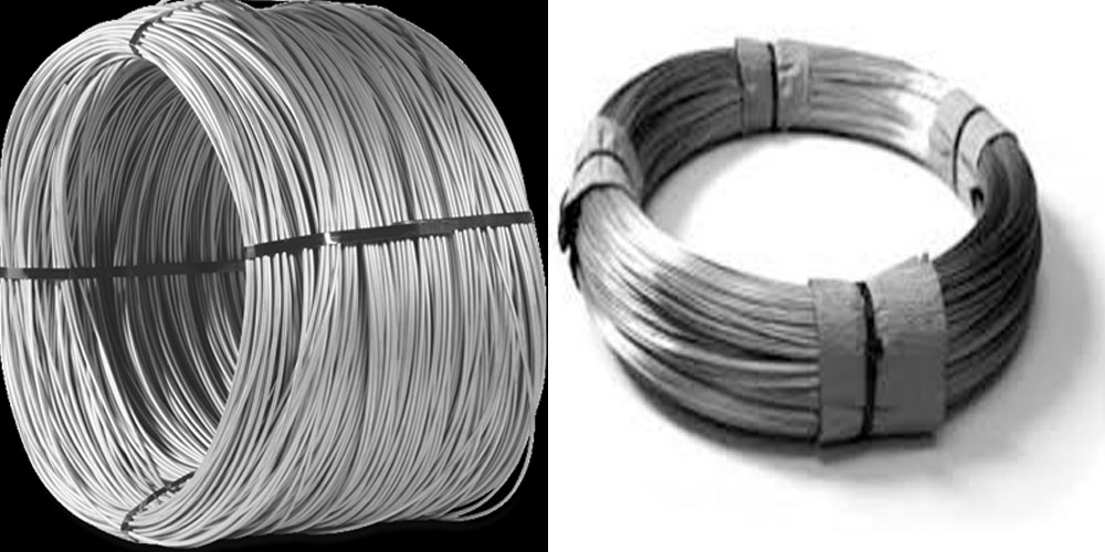 Stainless steel wire and its different applications