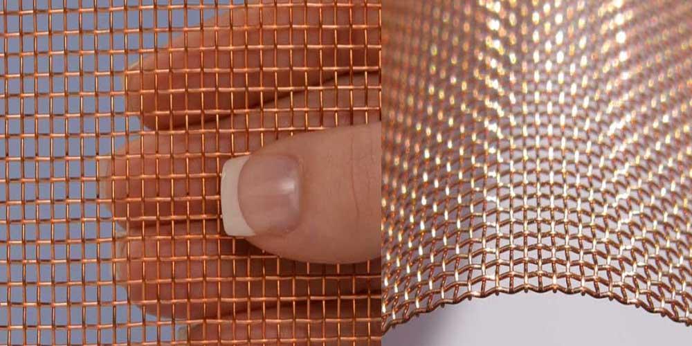 copper wire mesh